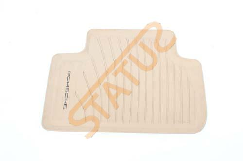 Porsche Macan 95B LHD NS Left Rear Rubber Winter Floor Mat