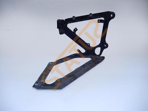 Porsche 911 996 Boxster 986 NS Left Radiator Support Panel Bracket