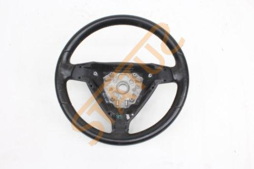 Porsche 911 997 Boxster Cayman 987 Black Leather Steering Wheel