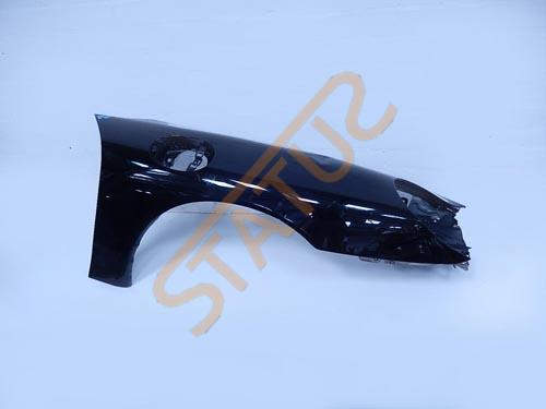 Porsche 911 996 Boxster 986 OS Right Black Front Wing Panel