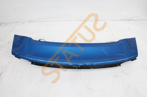 Porsche 911 991 Rear Spoiler Electric Mechanism In Blue
