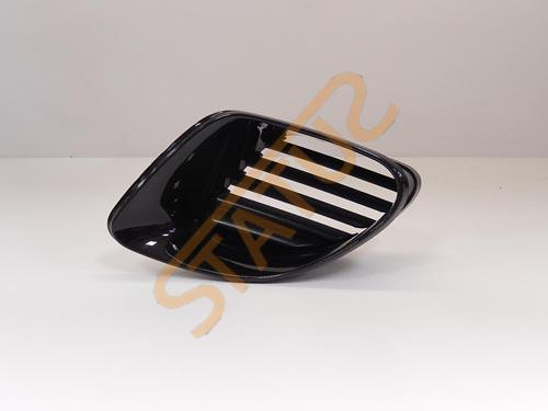 Porsche Boxster 986 NS Left Engine Air Vent Grill In Black
