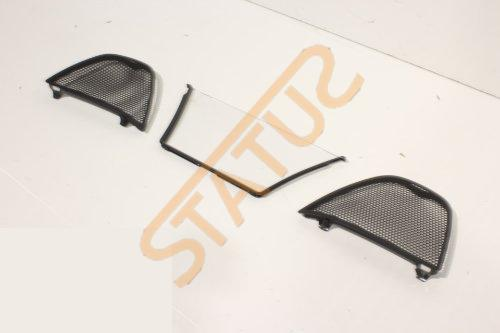 Porsche Boxster 987 Perspex Wind Deflector Kit Fly Catchers