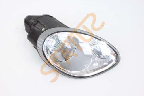Porsche 987 Boxster Cayman OS Right Headlight Headlamp Light Halogen