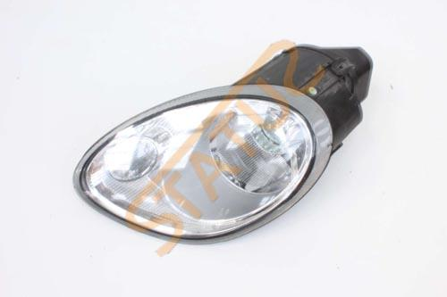Porsche 987 Boxster Cayman NS Left Headlight Headlamp Light Halogen