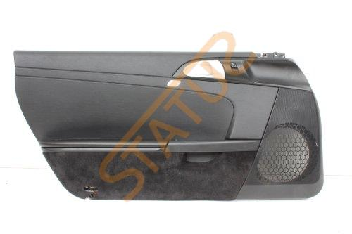 Porsche 911 997 Boxster 987 NS Left RHD Black Leatherette Door Card