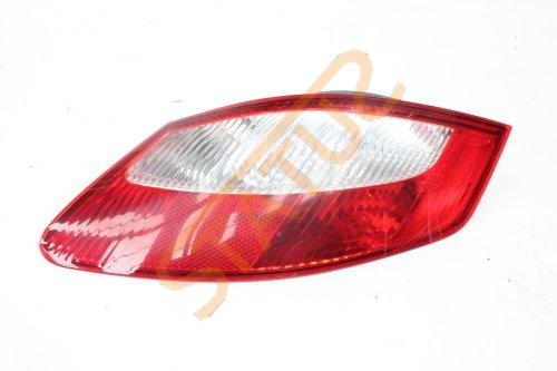 Porsche Boxster Cayman 987 OS Right Rear Light Lamp Cluster Red