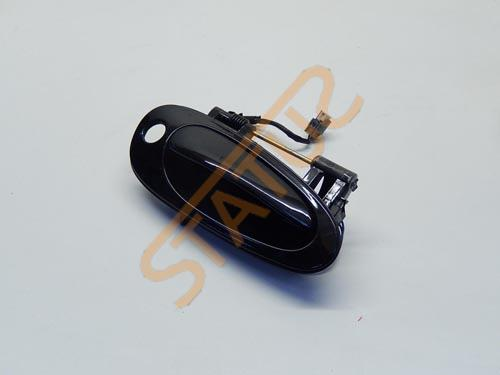 Porsche 911 996 Boxster 986 OS Right Door Handle Black