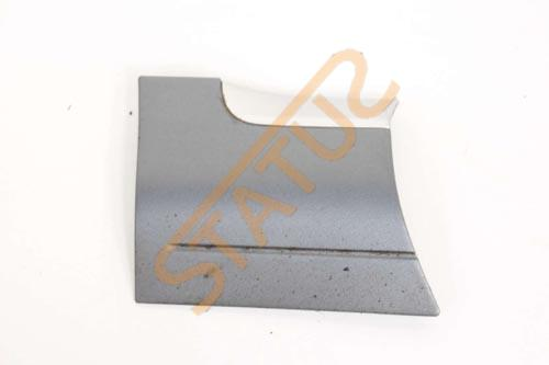 Porsche Cayenne 955 NS Left Lower Wing Trim Grey
