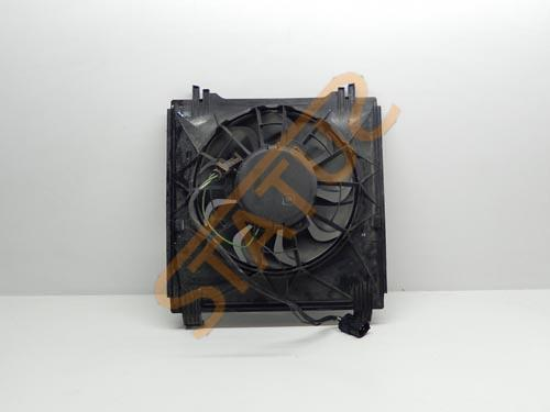 Porsche 911 996 Boxster 986 Front Side Cooling Radiator Electric Fan