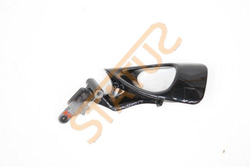 Porsche 911 996 Boxster 986 NS Left Black Door Card Grab Handle
