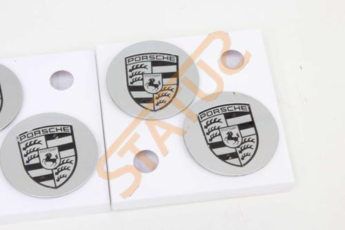 Porsche Cayenne 955 957 Alloy Wheel Centre Cap Trim GENUINE