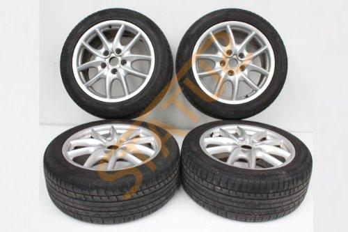 Porsche Cayenne 955 957 19'' Alloy Wheels And Tyres