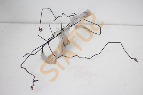 Porsche 911 996 Turbo C4S Brake Line Pipe Set Genuine New
