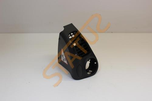 Porsche 911 996 Boxster 986 NS Left Dashboard Air Vent Black