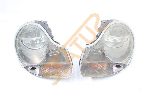 Porsche 911 996 Boxster 986 Clear Xenon Headlight