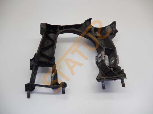 Porsche Boxster Cayman 987 OS Right Rear Side Subframe Frame Section
